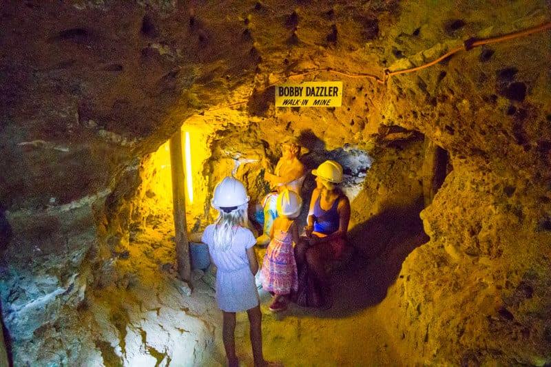 Bobby Dazzler mine Rubyvale (2)
