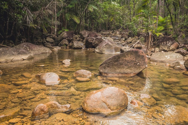 Finch Hatton Gorge Mackay, Queensland