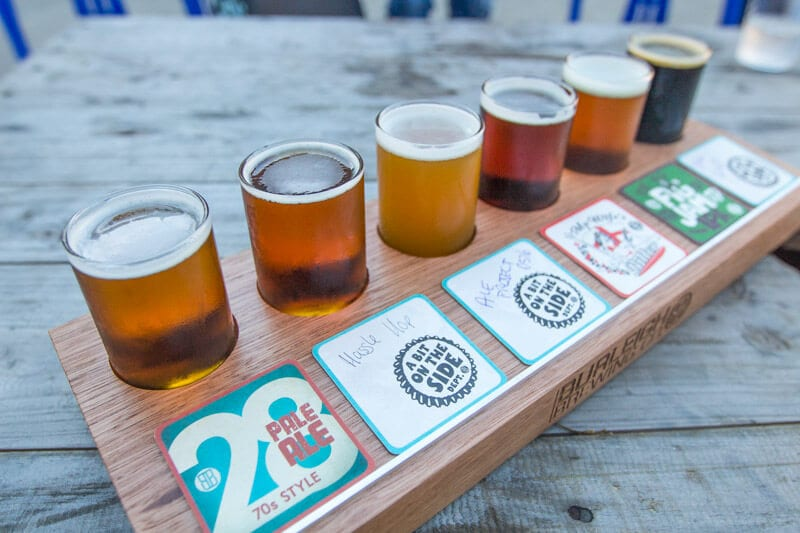 Burleigh Brewery, Gold Coast, Quuensland
