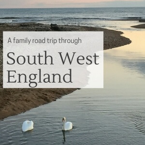 Tips for a family road trip through South West England - Places to visit and things to do on a family road trip through South West England - places to visit, coastal drives, abbeys, castles and good food options!