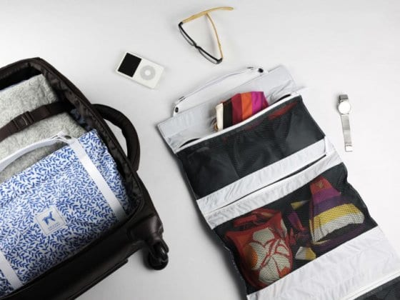 Underwear Organizer - one of the best travel gifts for women!