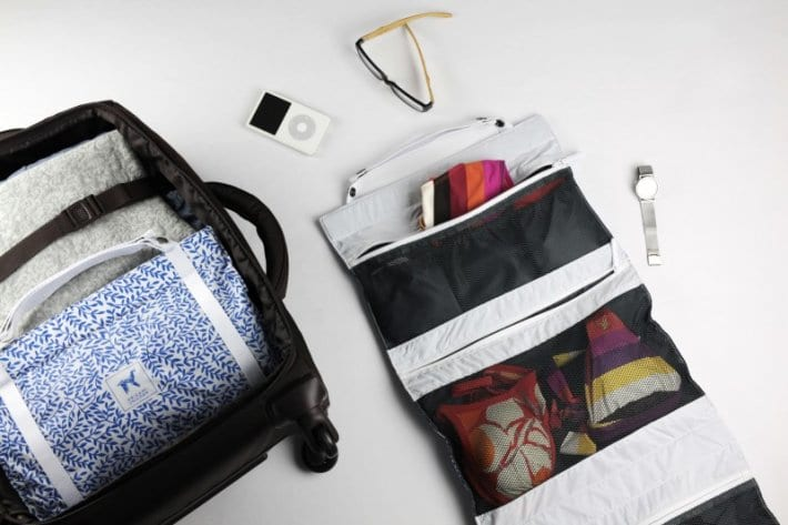 Underwear Organizer - one of the best travel gifts for women!