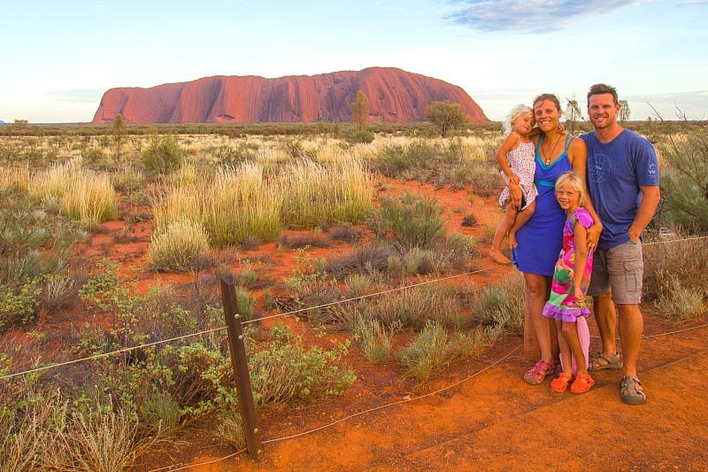 How to visit Australia in 3 weeks - an itinerary