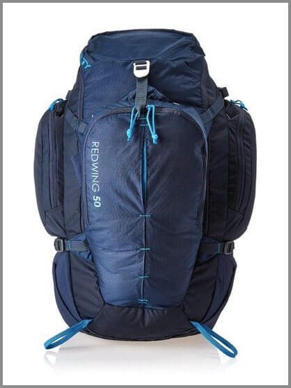 Kelty Redwing 50 L - one of the best travel backpacks
