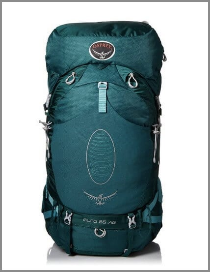 Osprey Women's Aura 65 AG Backpack - one of the top 10 travel backpacks