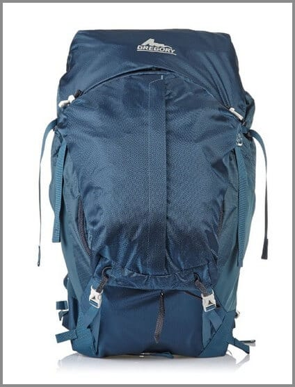 Gregory J 53 Backpack - one of the top 10 travel backpacks