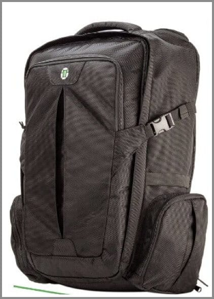Turtle Travel Backpack 44 L Carry-On - l'un des 10 meilleurs sacs à dos de voyage