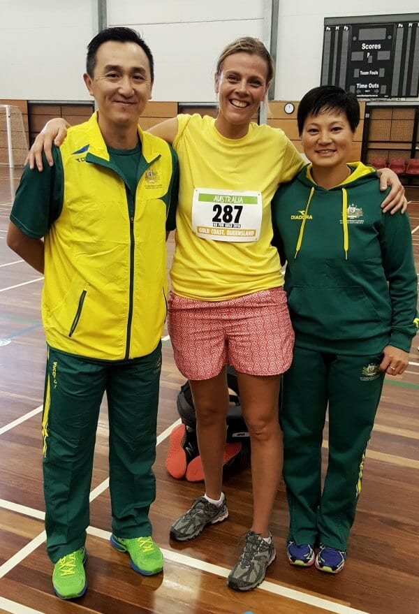 Badminton Coaches
