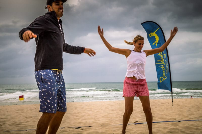 Beach volleyball Commonwealth Games (1)