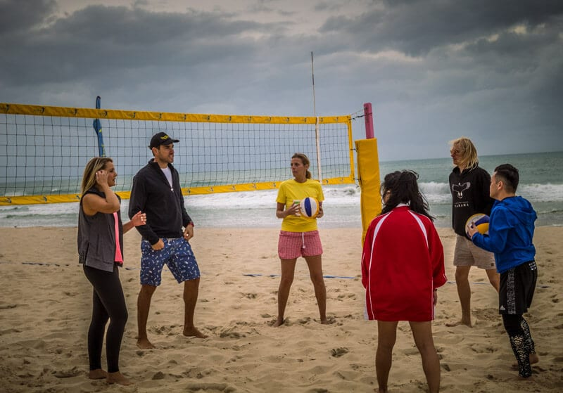 Beach volleyball Commonwealth Games (2)
