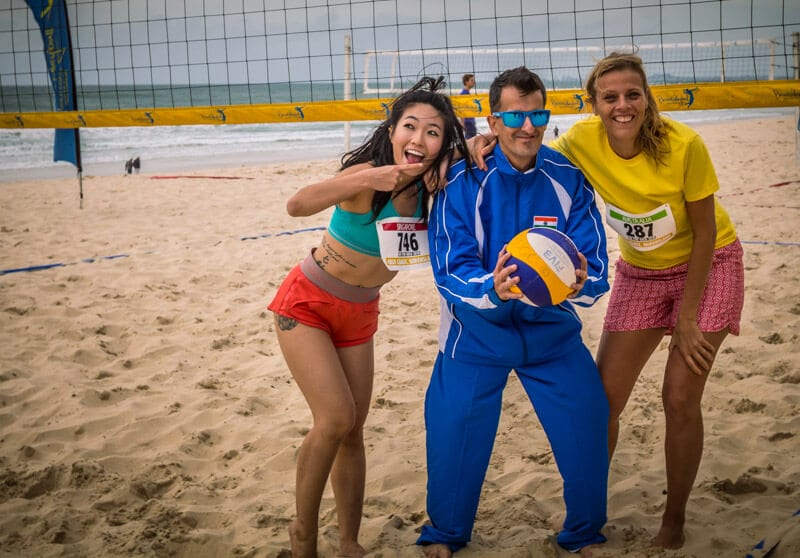 Beach volleyball Commonwealth Games (3)