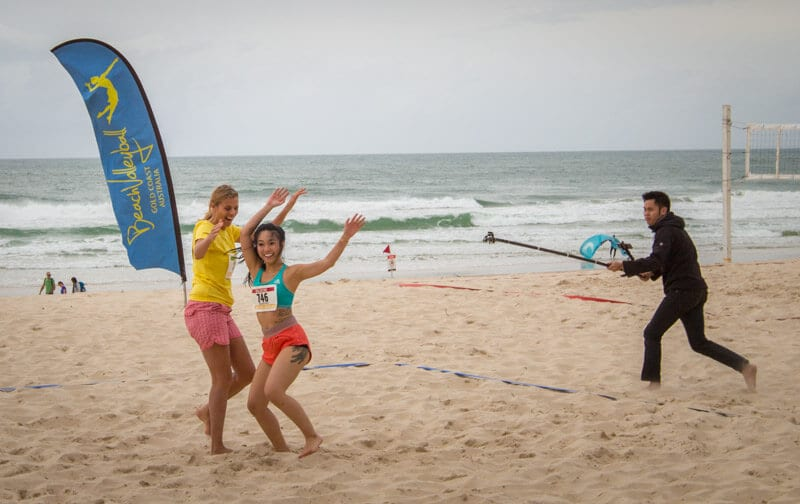 Beach volleyball Commonwealth Games (4)