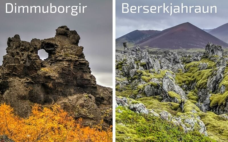 Berserkjahraun - one of the best places to visit in Iceland off the beaten path.
