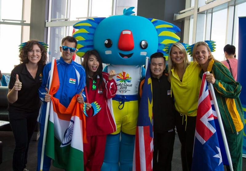 Borobi Commonwealth Games
