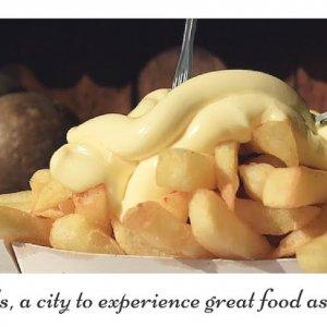 Brussels food travel