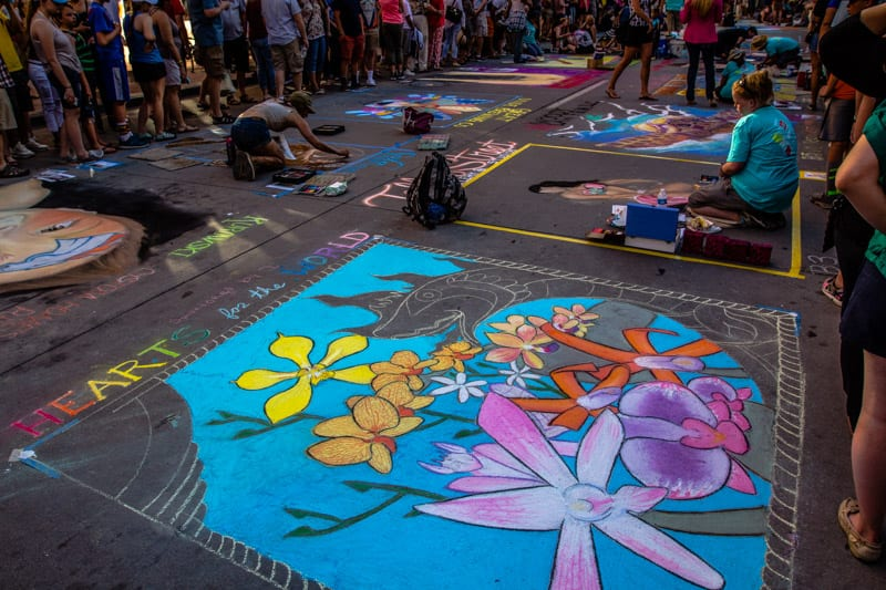 Chalk Art Festival Denver (2)