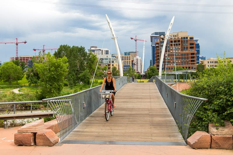 Denver bike sharing -