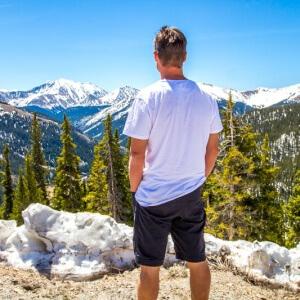 Independence Pass Aspen Snowmass Colorado