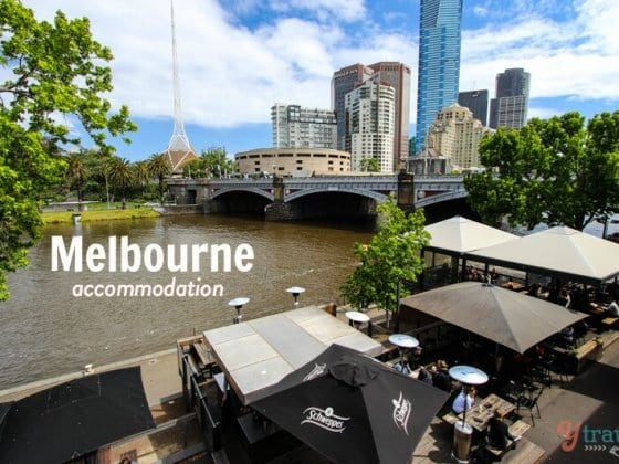 Best Melbourne accommodation options - from budget to luxury