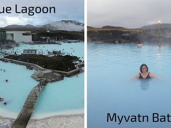 Myvatn Baths - one of the best places to visit in Iceland off the beaten path