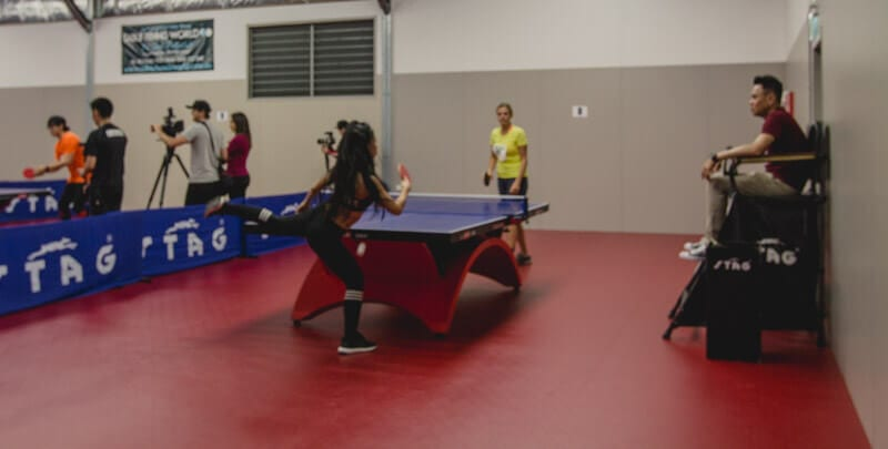 Table tennis commonwealth games
