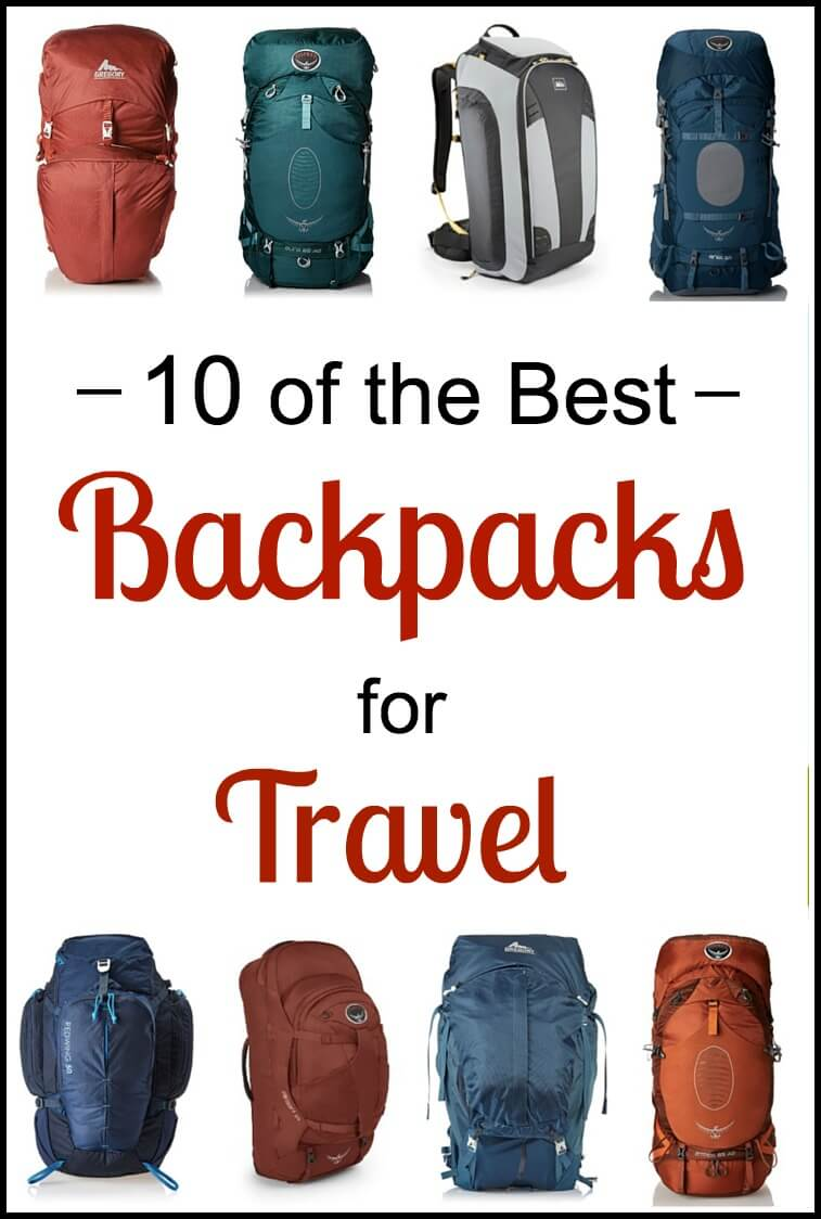 Best Brands Of Backpacks For Traveling