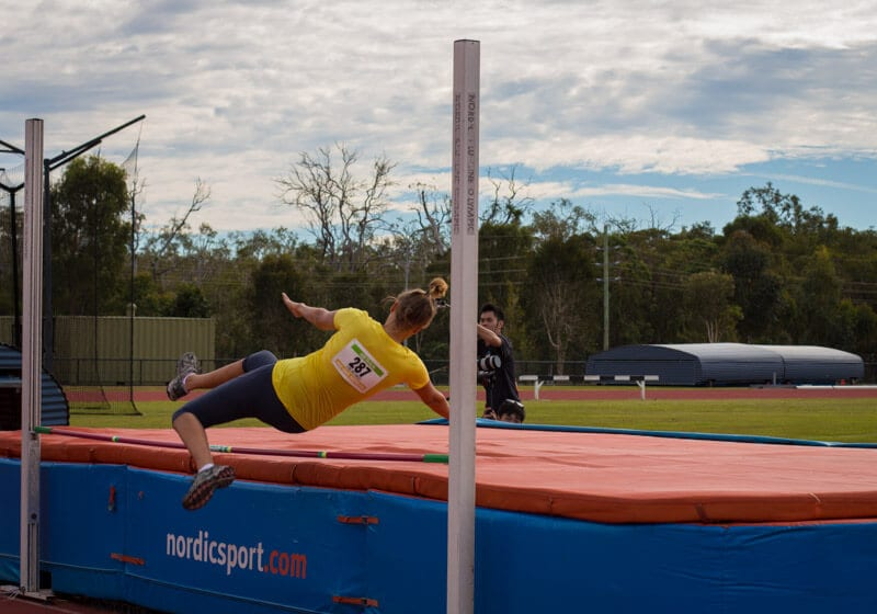 high jump commonwealth games