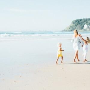 parent solo retreat