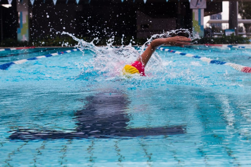 swimming Commonwealth Games