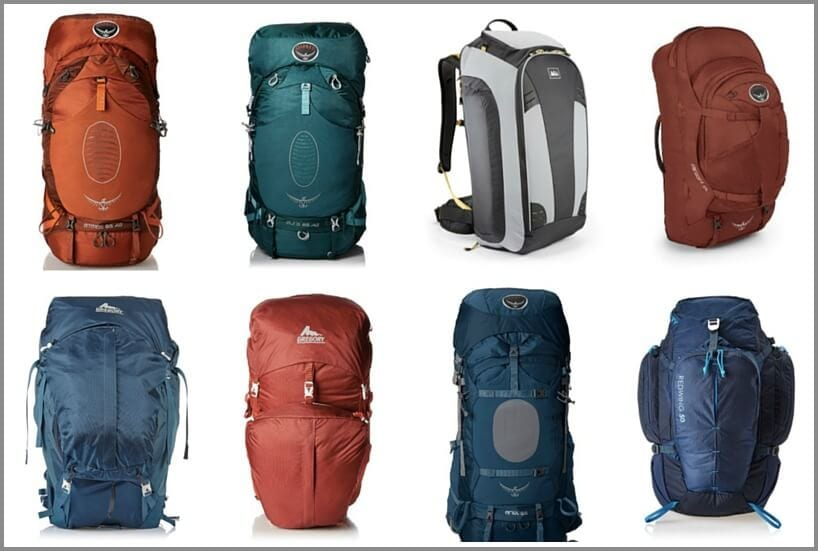 Best Backpacks Traveling Asia