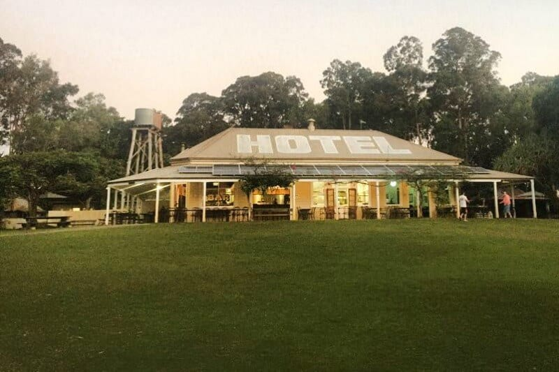 Apollonian Hotel in Boreen Point, Noosa Hinterland