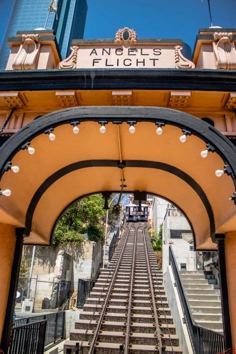 Angels Flight LA