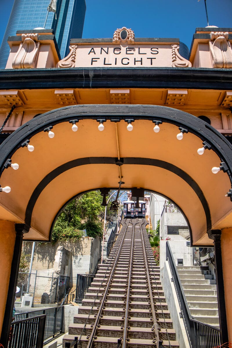 Angels Flight LA