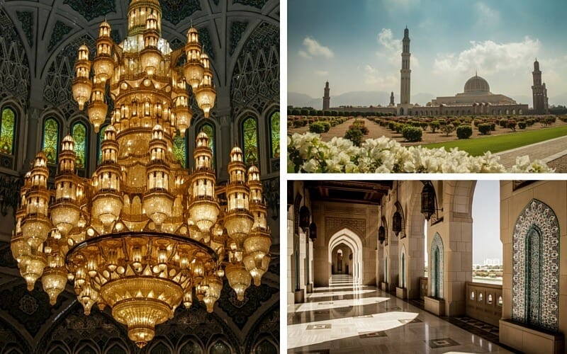 See the architecture - top things to do in Oman