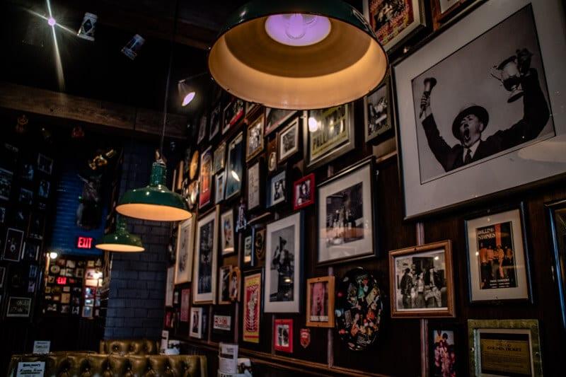 Beelmans pub Donwtown LA