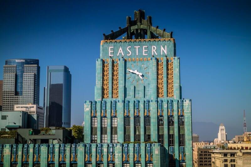 Centre-ville de Los Angeles