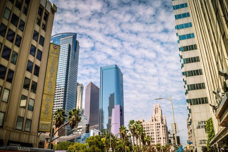 Centre-ville de Los Angeles (1)