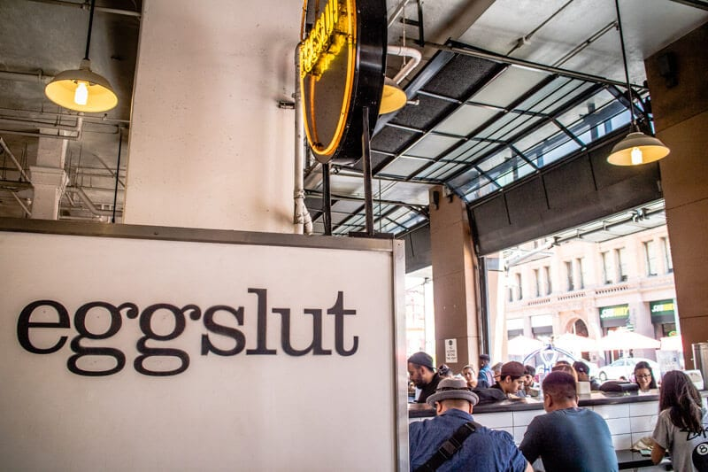 Eggslut Grand Central Markets
