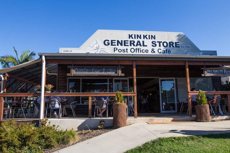 Kin Kin General Store, Noosa Hinterland, Queensland, Australia