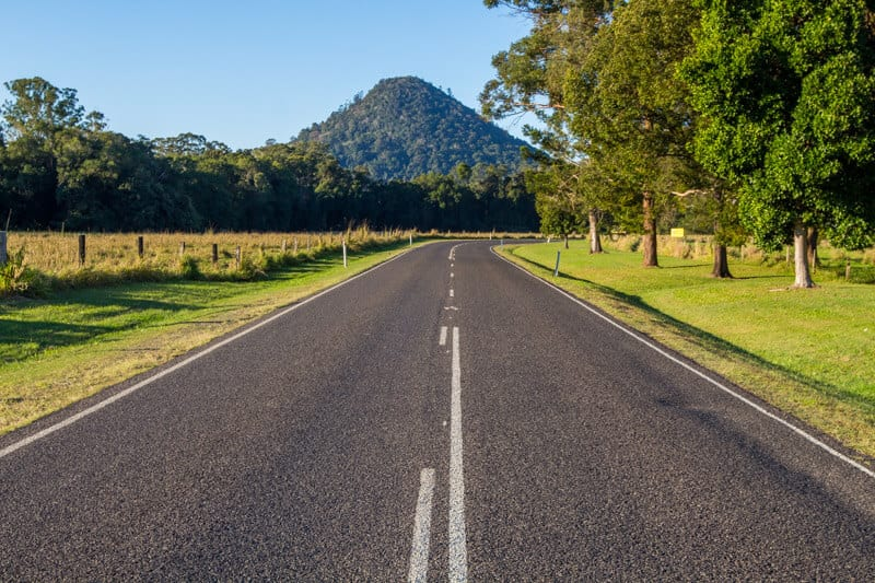 Road trip through Noosa Hinterland with Logitech Zero Touch app