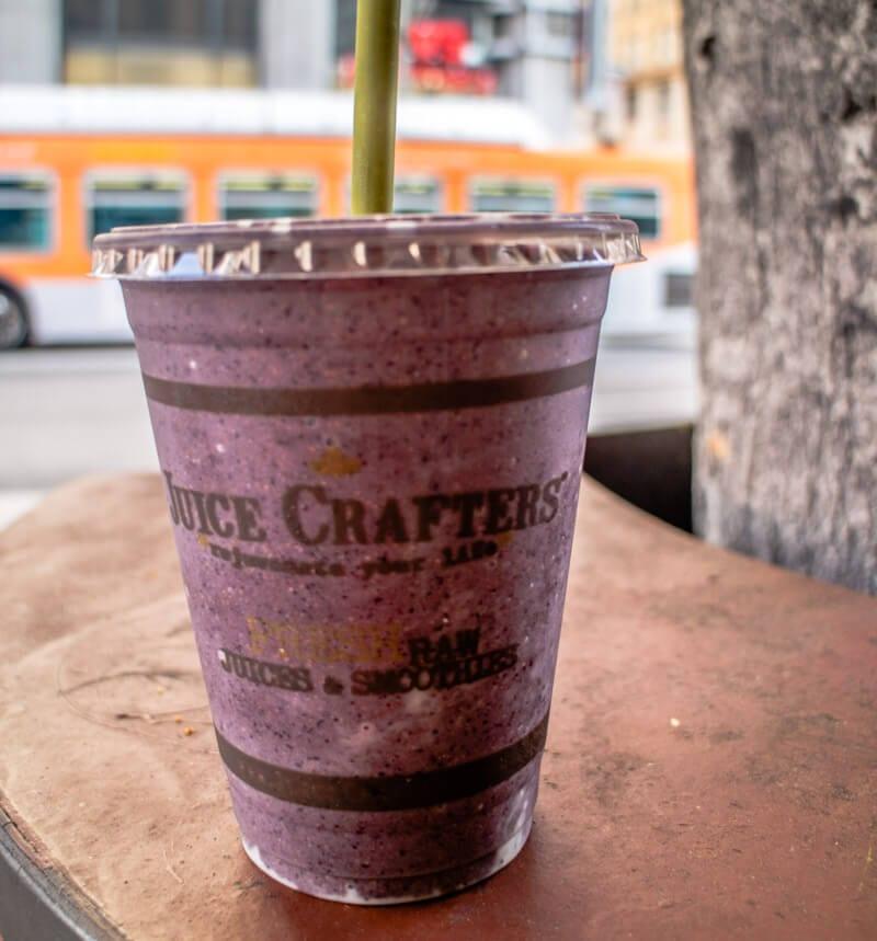 Juice crafters LA