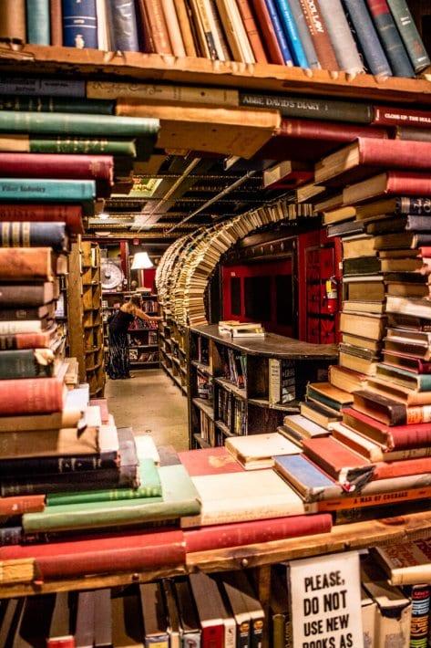 The Last Bookstore Downtown LA