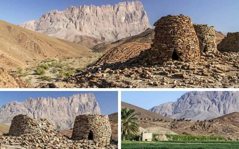 Experience the Unesco World Heritage sites of Oman