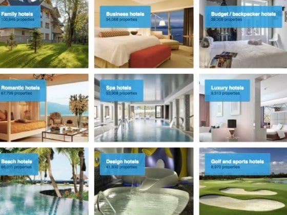 Booking.com is more than just hotels. Here are 8 ways to book accommodation using the best booking site on the web