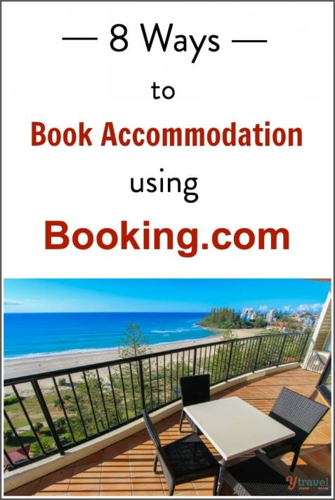 Booking.com is more than just hotels. Here are 8 other accommodation types you can book on the world's best accommodation website.