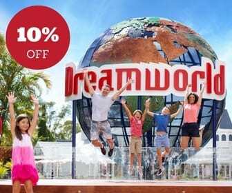 dreamworld Gold Coast discount