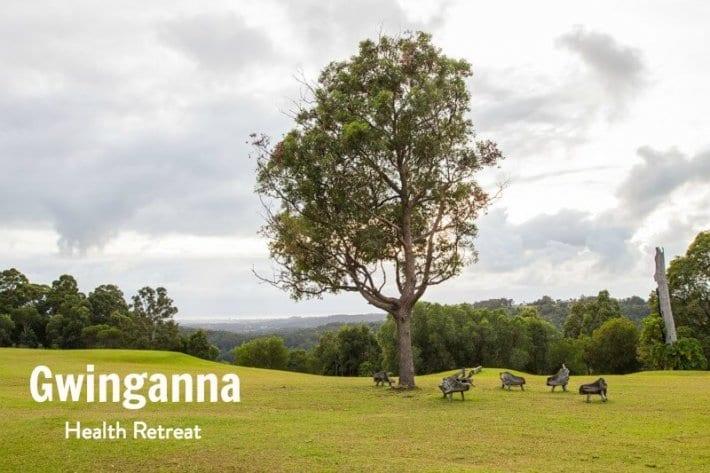 Gwinganna Health Retreat, Gold Coast, Australia