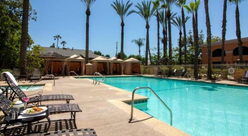 Wyndham Hotel, Anaheim - um dos melhores hotéis 4 estrelas perto de Disneyland