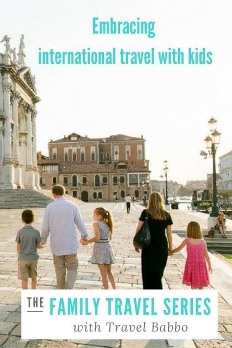 family travel babbo