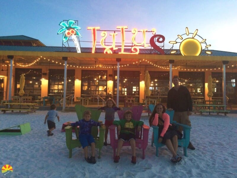 Lulus in Destin, Florida